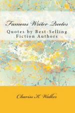 Famous Writer Quotes
