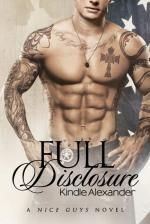 Full Disclosure (A Nice Guys Novel) (Volume 2) (cover)