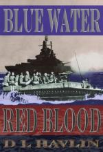 Blue Water Red Blood (cover)