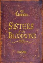 The Chronicles of Heaven's War: Sisters of the BloodWind (cover)