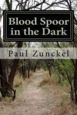 Blood Spoor in the Dark (cover)