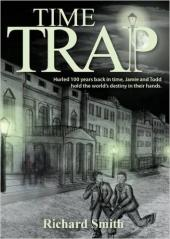 Time Trap (book cover)