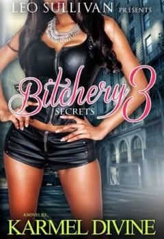Bitchery 3: Secrets (cover)
