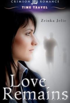 Love Remains (Crimson Romance) (cover)