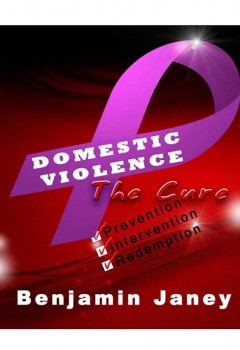 Domestic Violence-The Cure (cover)