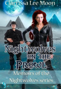 Nightwolves on the Prowl: Memoirs of the Nightwolves Series (cover)