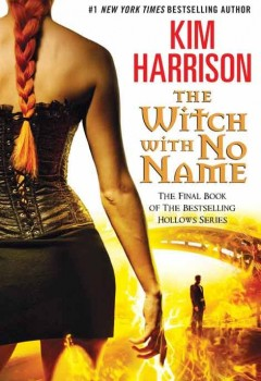 The Witch with No Name (Hollows) (cover)