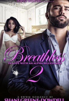 Breathless 2: In Love With An Alpha Billionaire (cover)