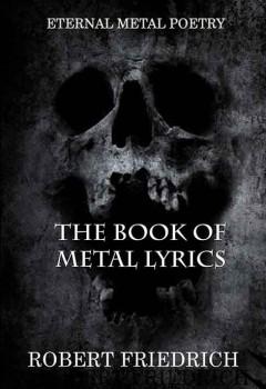 The Book of Metal Lyrics (cover)