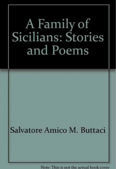 A Family of Sicilians Stories and Poems (cover)