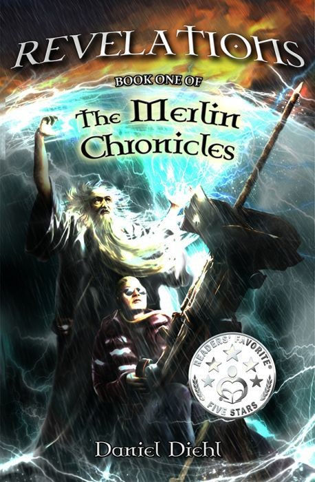 Revelations: The Merlin Chronicles (Book One)