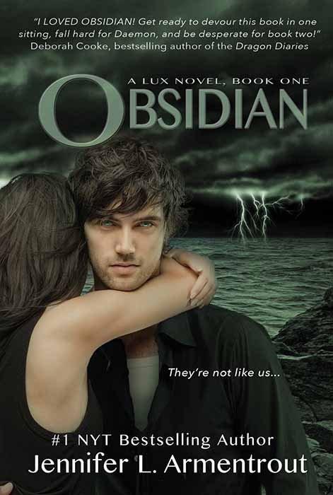 Obsidian (Lux Series #1)