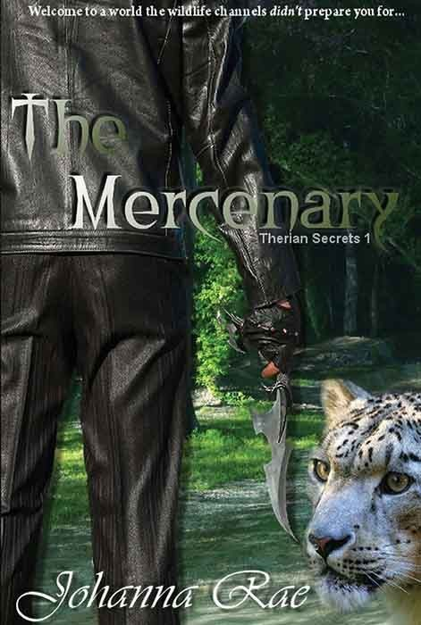 The Mercenary (Therian Secrets - Book 1)