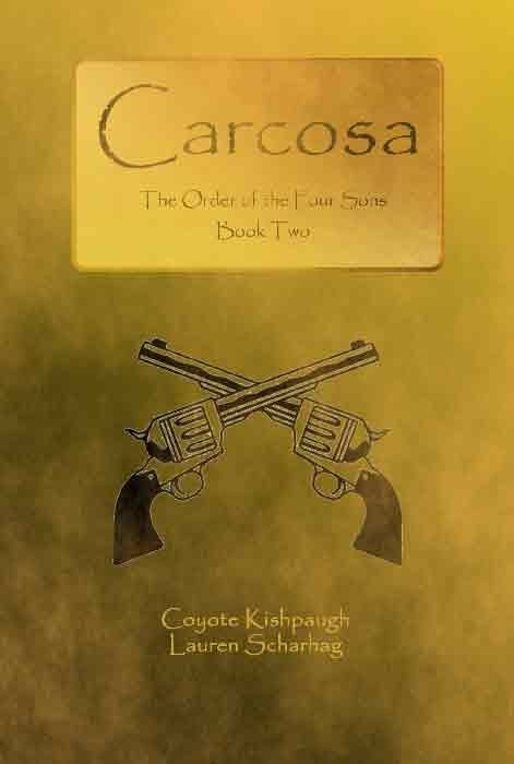 Carcosa, The Order of the Four Sons, Book II