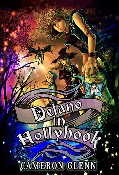 Delano in Hollyhook