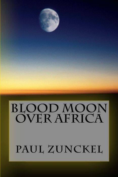Blood Moon Over Africa
