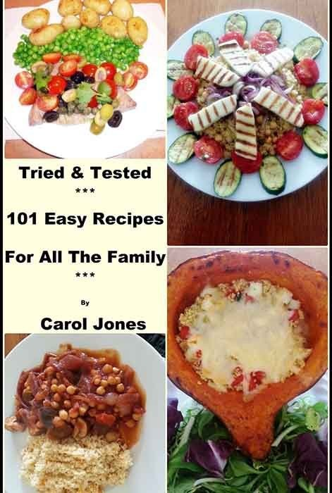 Tried & Tested - 101 Recipes