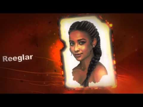 Along Temptations Edge - AKKADIA book trailer