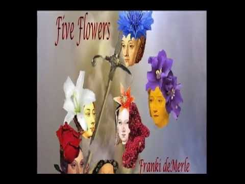 FIVE FLOWERS BOOK TRAILER
