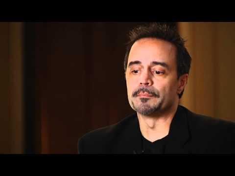 Gerard de Marigny discusses his 9/11 thriller _The Watchman of Ephraim_